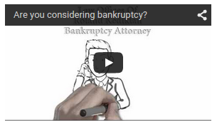 Bankruptcy Animation